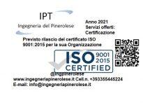 01 Certificazione ISO 9001