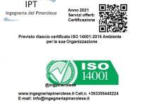 02 Certificazione ISO14001 Ambiente